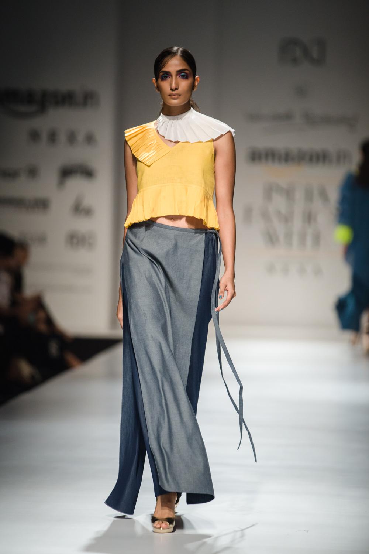 Wendell Rodricks FDCI Amazon India Fashion Week Spring Summer 2018 Look 11