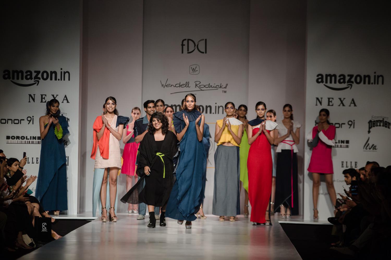 Wendell Rodricks FDCI Amazon India Fashion Week Spring Summer 2018 Finale