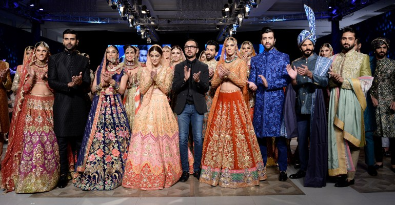 Nomi Ansari PFDC L'Oreal Paris Bridal Week 2017 Featured