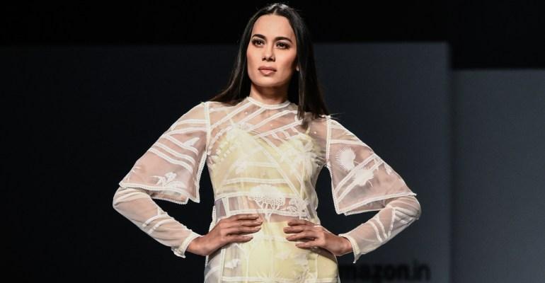 Sahil Kocchar FDCI Amazon India Fashion Week Spring Summer 2018 Featured