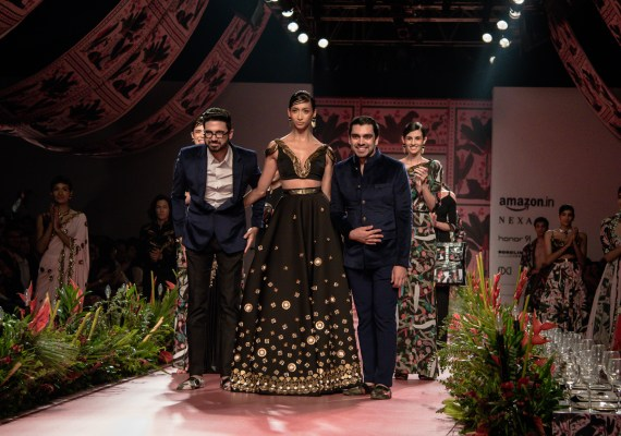 Shivan and Narresh FDCI Amazon India Fashion Week Spring Summer 2018 Featured