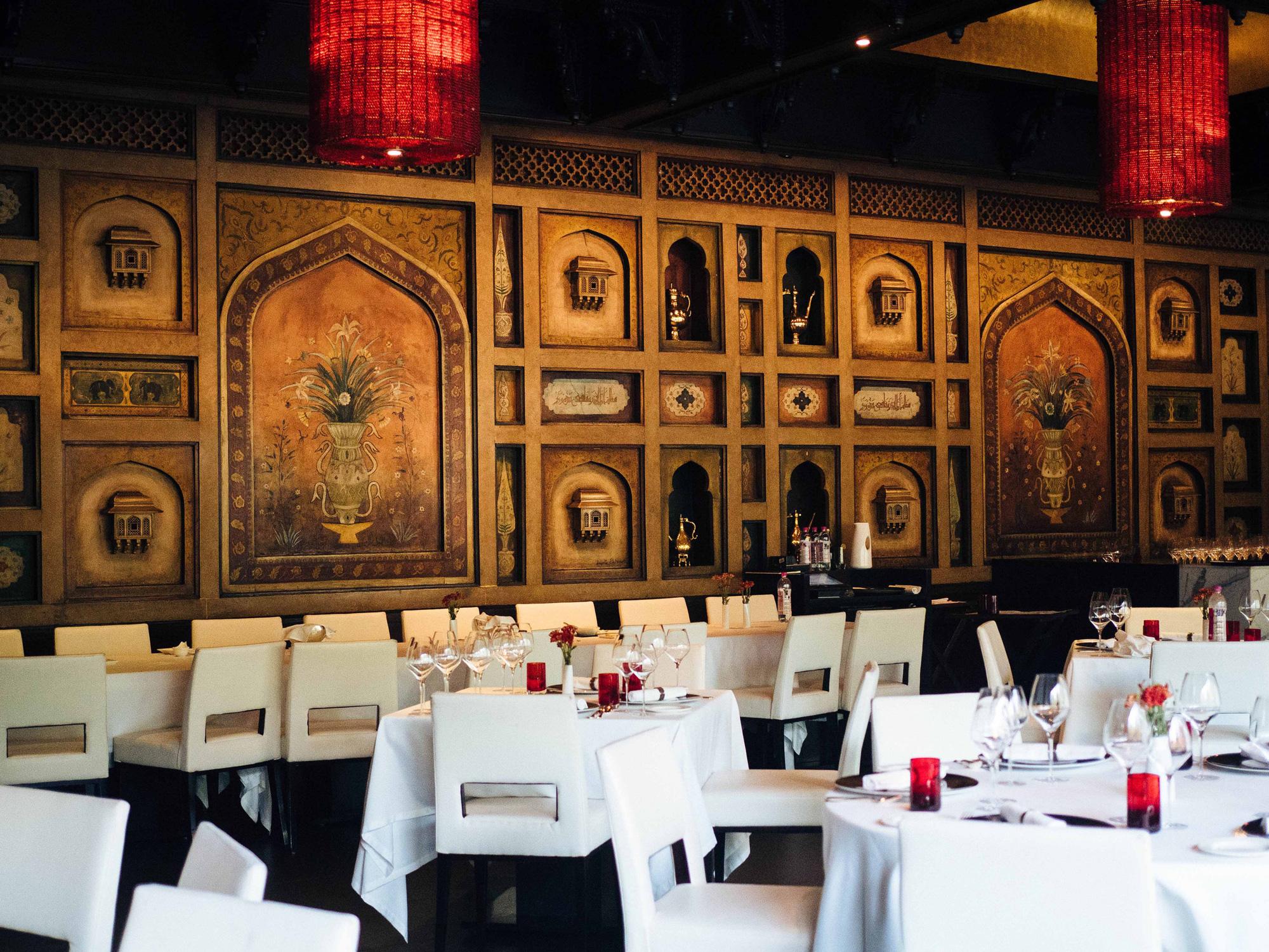 Varq Taj Mahal Hotel Interior