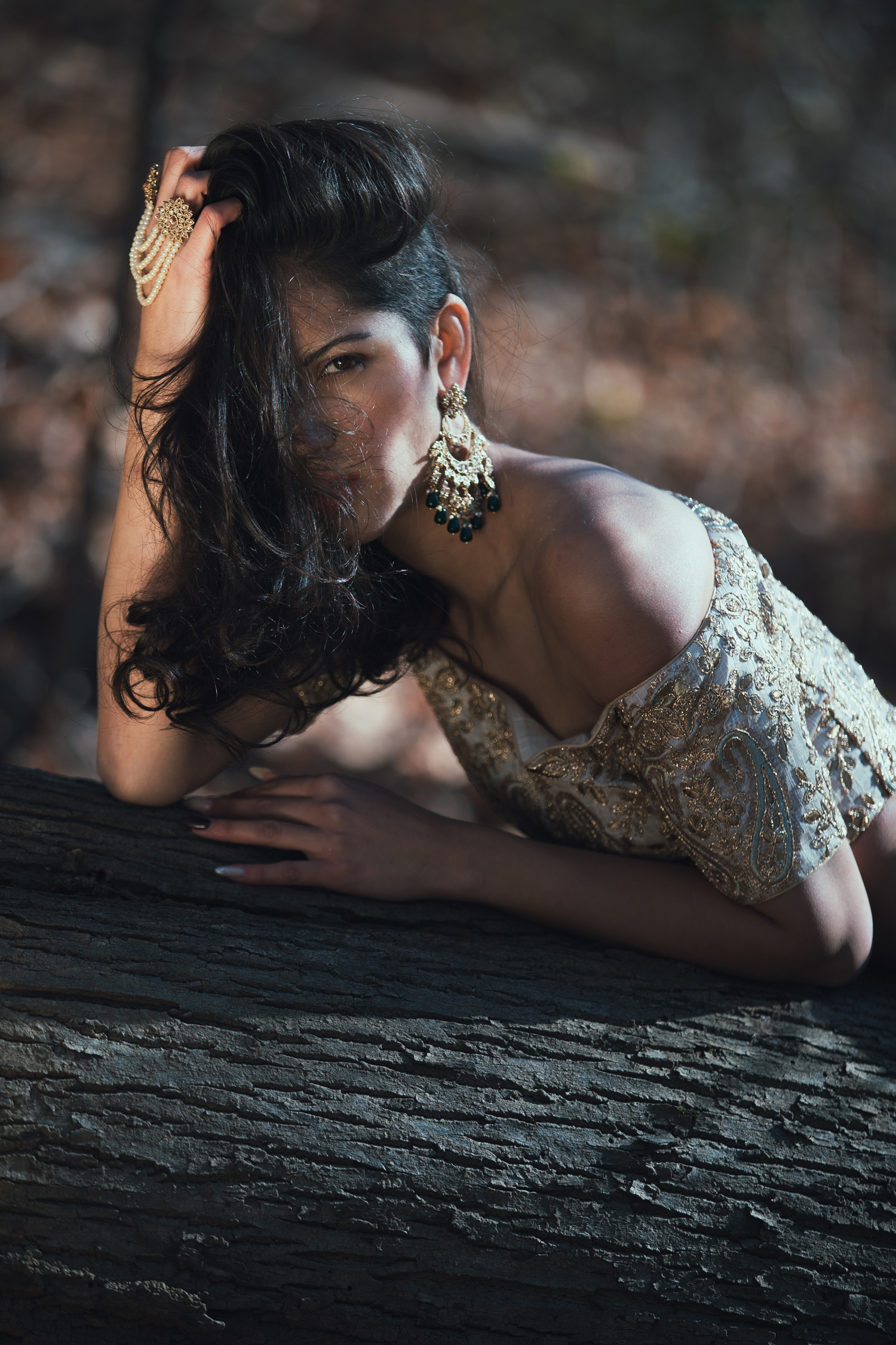 Beauty Reincarnated Editorial by Poppy Lane Banglez 4