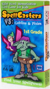 spellcasters vs goblins vs pixies