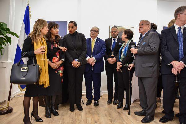 Nicaragua Event in Zari Gallery