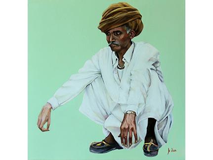 Village Elder, Rajasthan