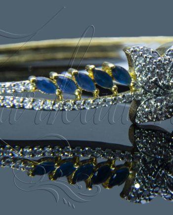 CZ and Stones Bracelet