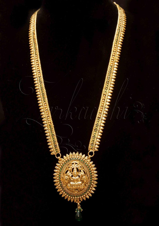 Temple Necklace