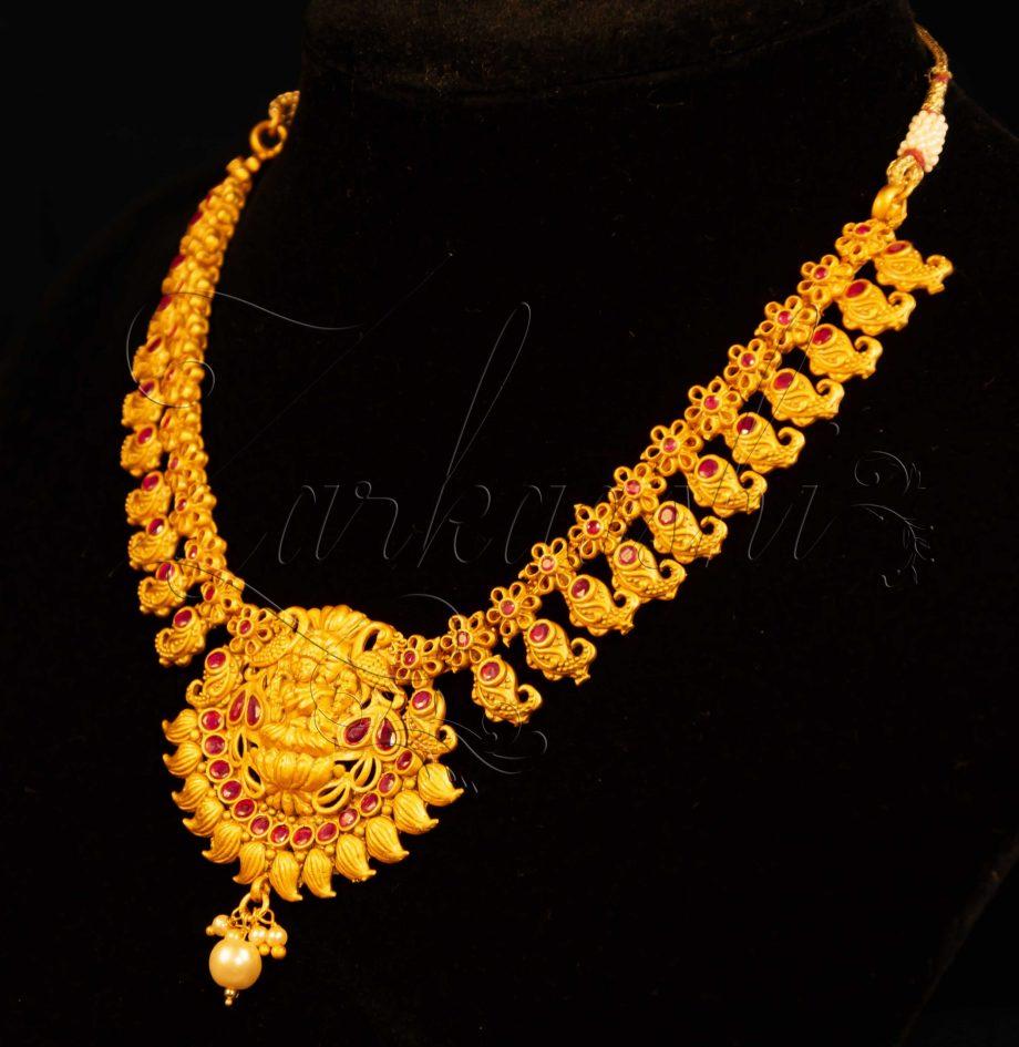 Antique Temple Necklace