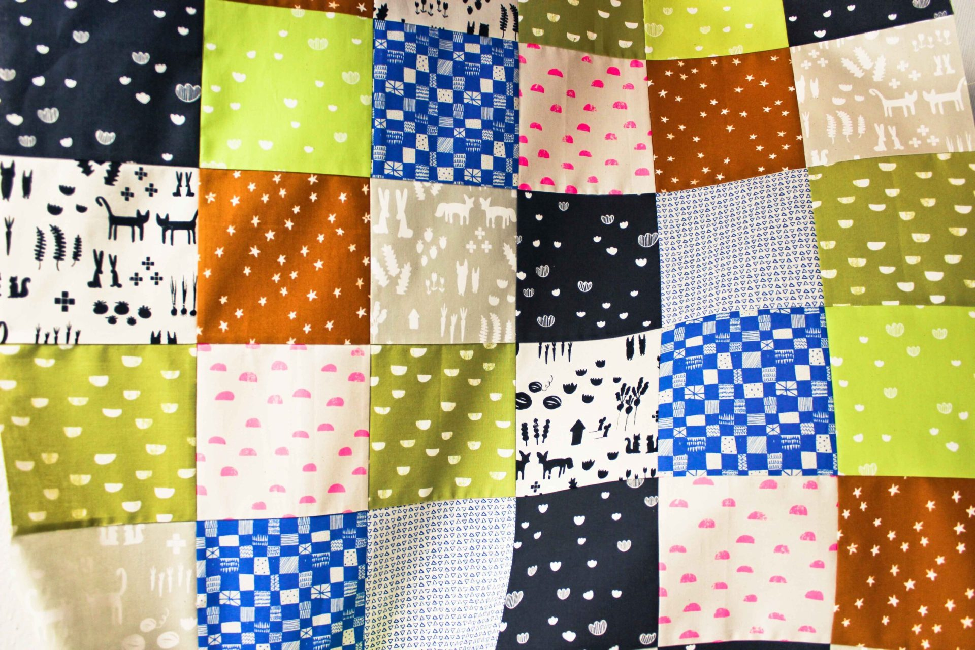 square quilts no 5