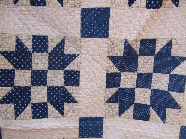Sisters choice quilt block