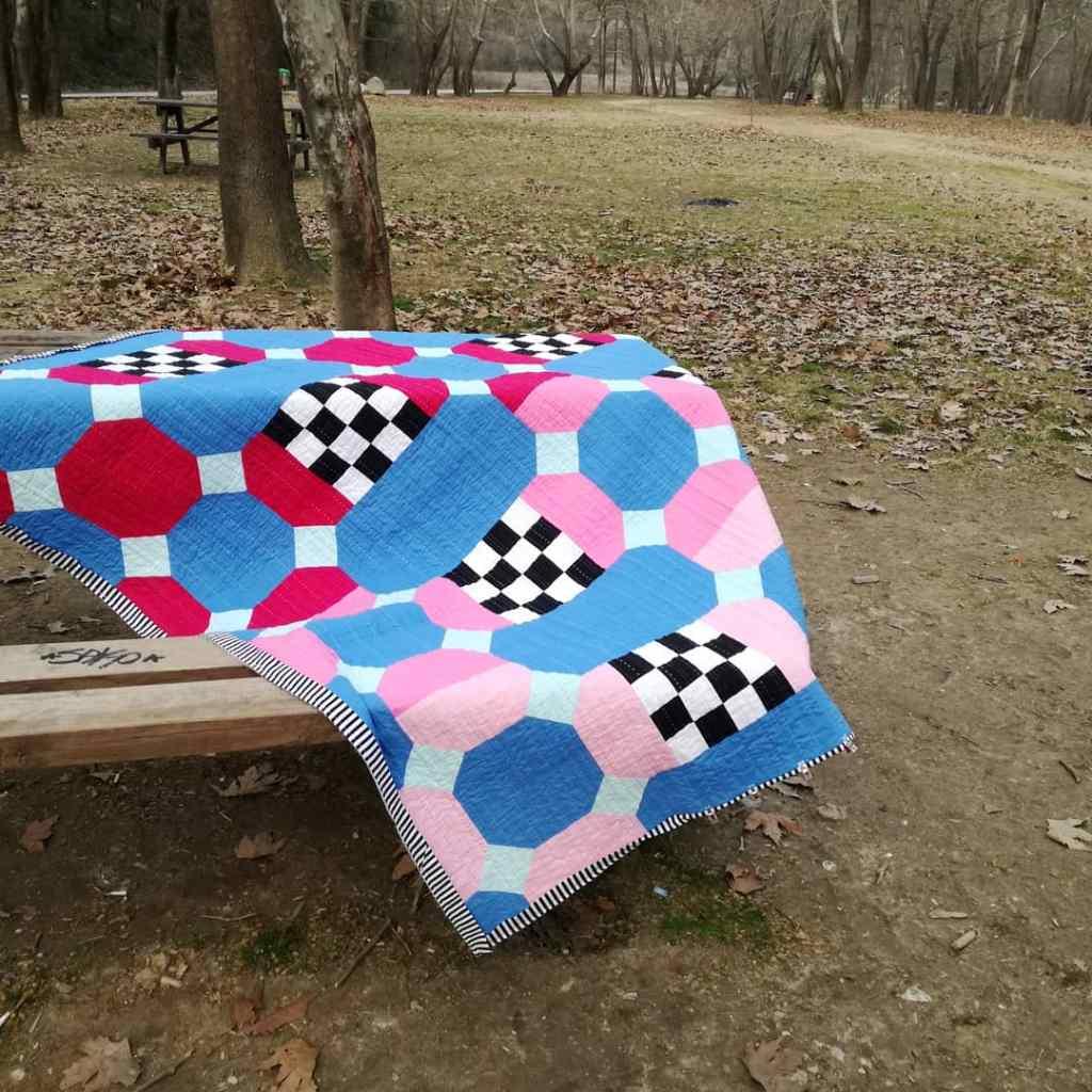 Bowtie quilt pattern