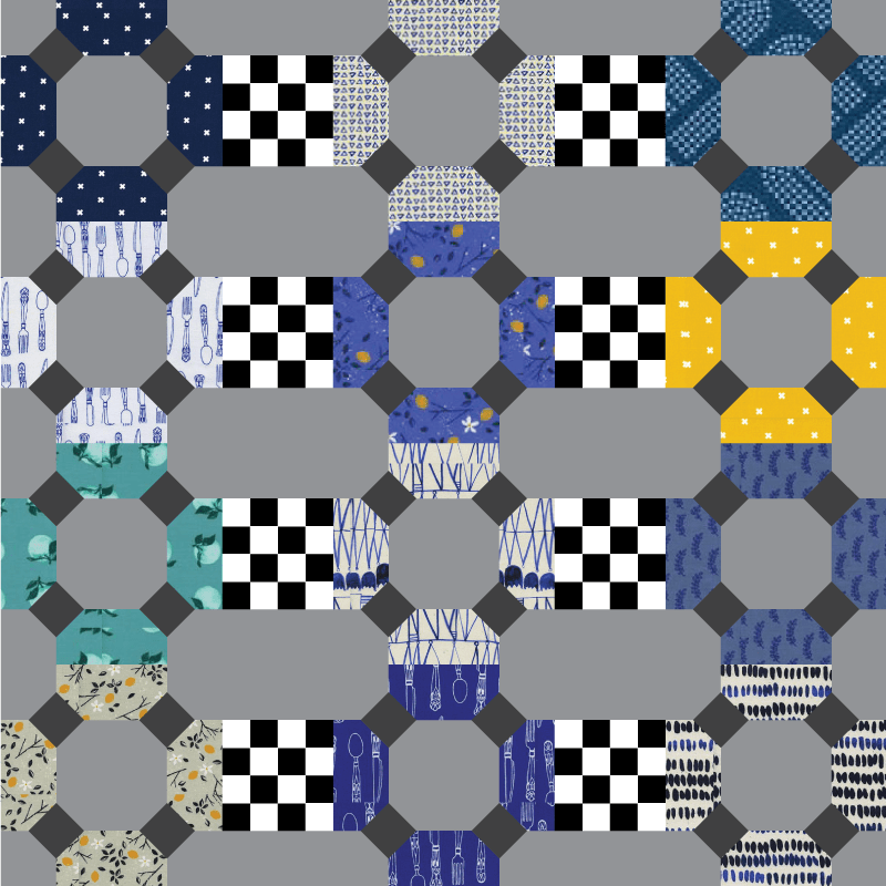 lifesaver quilt pattern