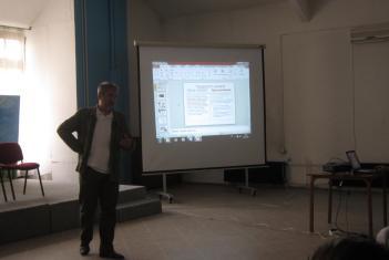 Презентација грађевинске школе