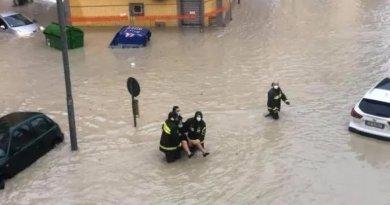 Руйнівні повені  накрили  Південь Італії