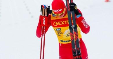 Неспортивна поведінка: Збірну Росії дискваліфікували за неадекватний вчинок в естафеті Кубку світу з лижних гонок