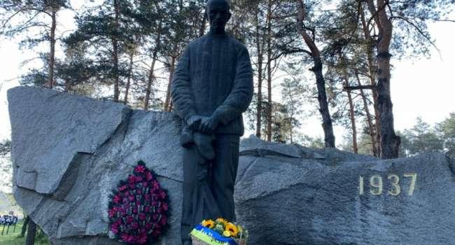 Політолог: вперше з часів Революції Гідності президент країни не приїхав вшанувати пам'ять жертв політичних репресій у Биківні