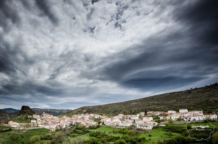 Huélamo, en la Serranía de Cuenca