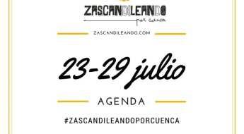 Planes para zascandilear en Cuenca, del 23 al 29 de julio