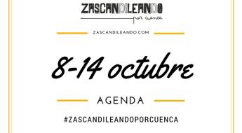 Agenda en Cuenca del 8 al 14 de octubre de 2015