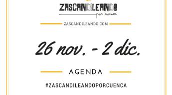 Agenda del 26 noviembre 2 diciembre cuenca