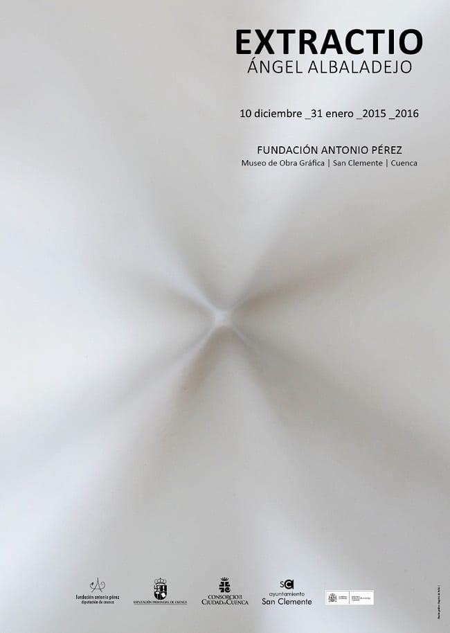 Extractio, exposición en San Clemente