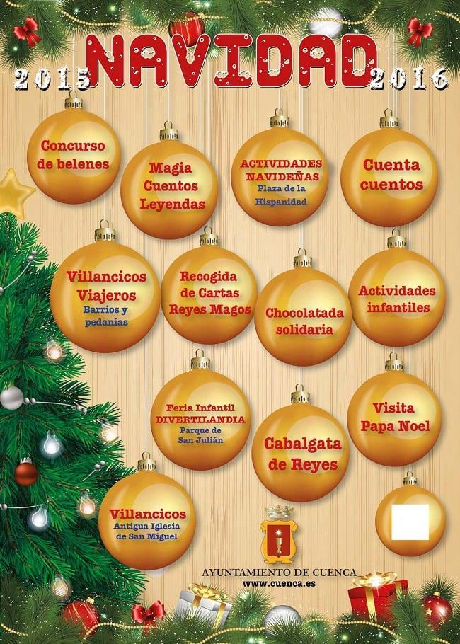 Navidad 2015 en Cuenca