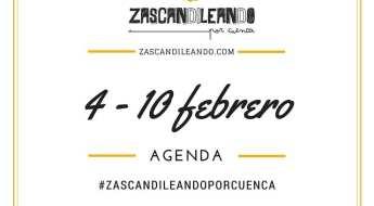 Agenda del 4 al 10 de febrero de 2016 en Cuenca