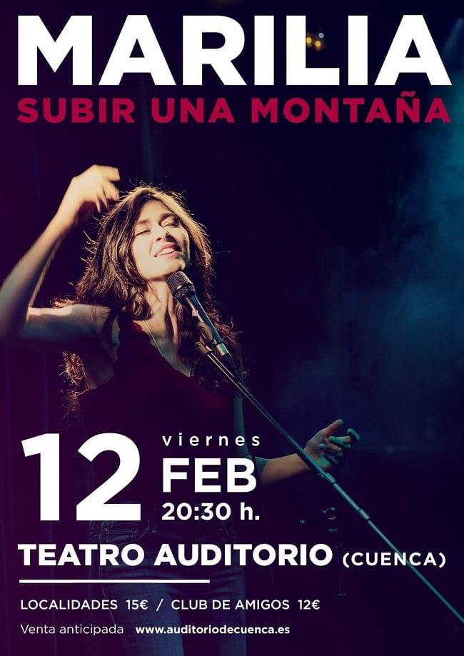 Marilia_concierto_subir_montaña_Cuena_2016