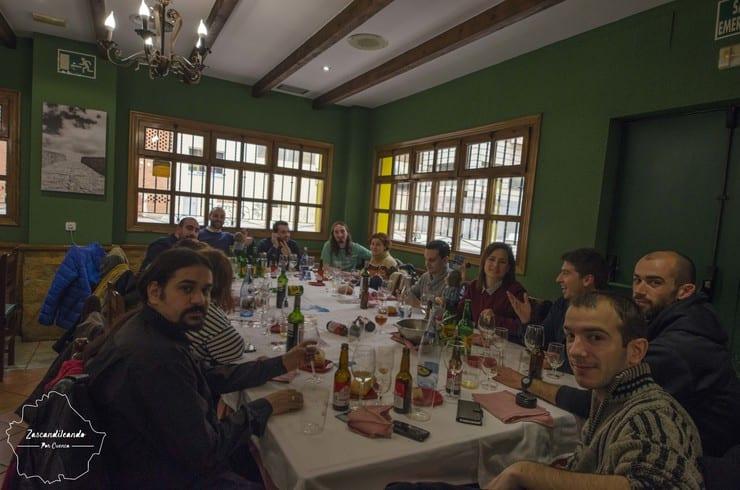 Participantes en el CocidoDay de Cuenca