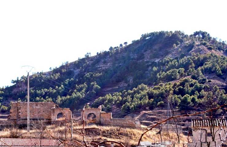 Castillo de Gascueña