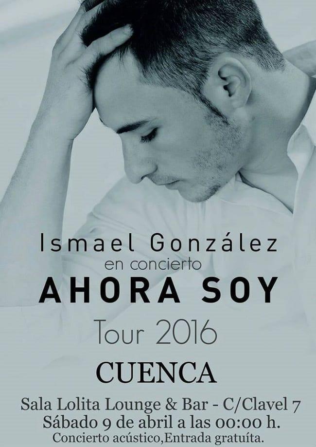 Ahora Soy Tour 2016 en Cuenca