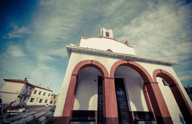 Ermita del Santísimo Cristo de la Salud de Minglanilla