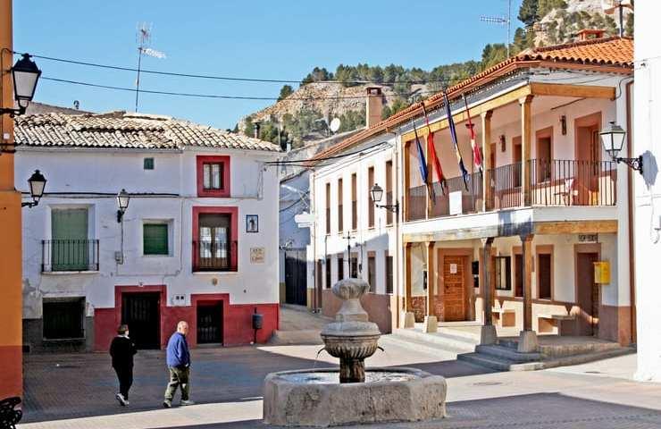 Plaza de Gascueña