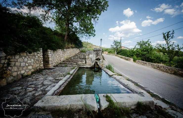 Fuente romana de Poyatos