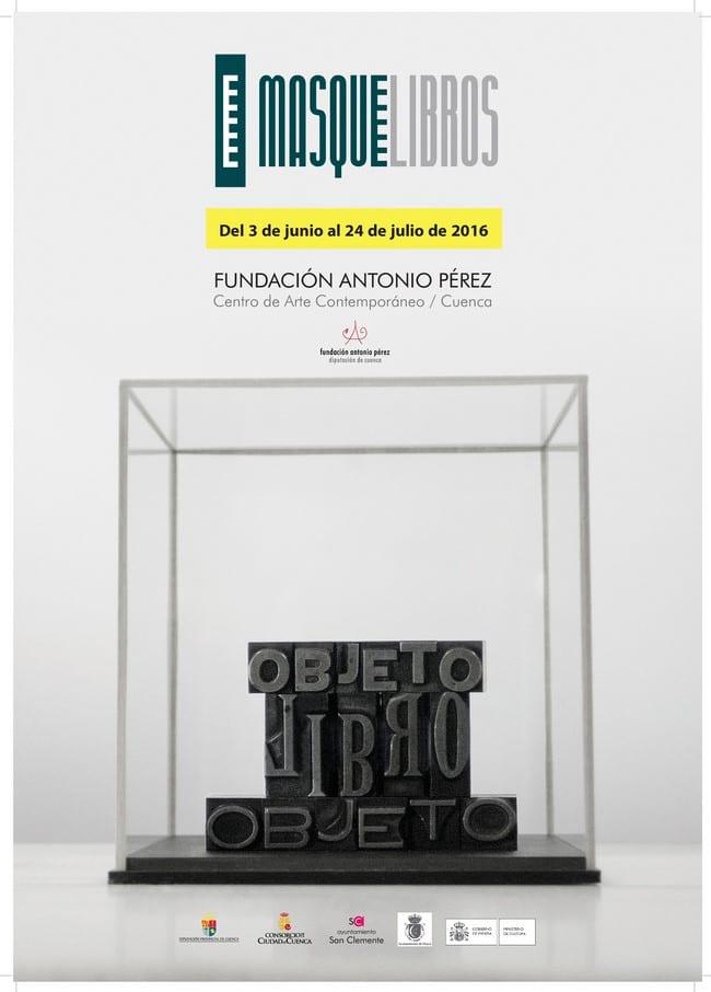 """Exposición Antonio Pérez Cuenca """"Mas que Libros"""""""