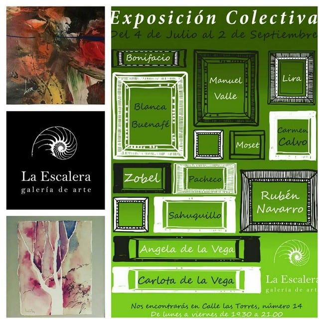 Exposicion_colectiva_escalera_Cuenca_2016
