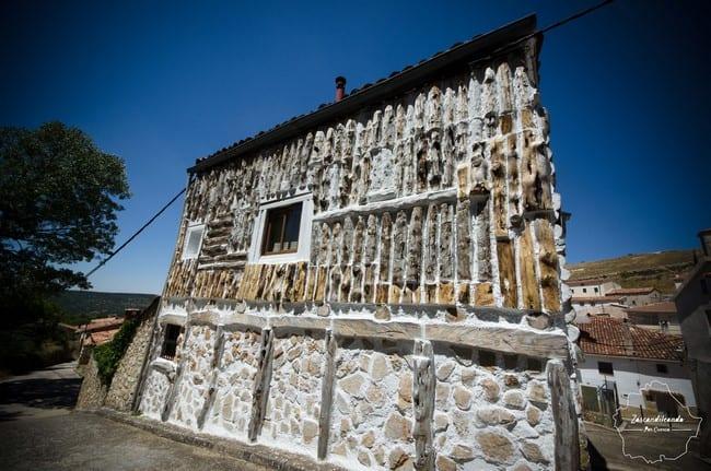 La famosa casa de la calle del Peso