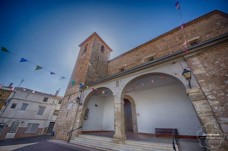 Iglesia de la Asunción de Aliaguilla