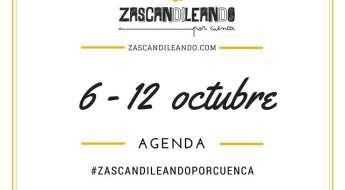 Agenda del 6 al 12 de octubre de 2016 en Cuenca