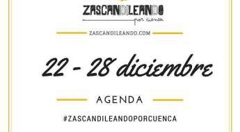Agenda del 22 al 28 de diciembre de 2016 en Cuenca