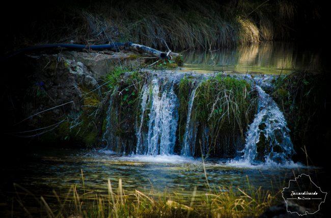 El río Escabas en El Hosquillo