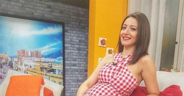 ФОТО: Милена Антовска ја објави првата фотографија по ...