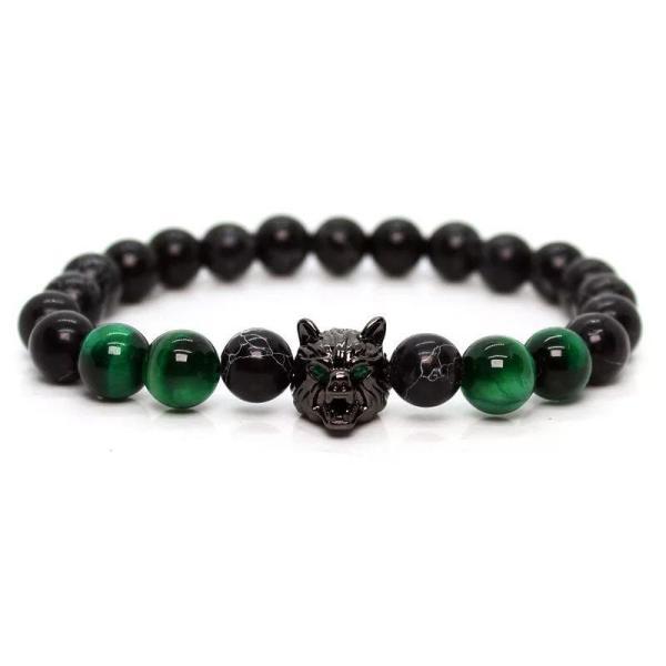 Браслет волк символ