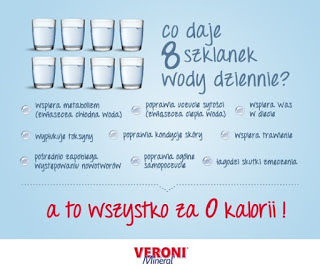 Co daje 8 szklanek wody dziennie 2