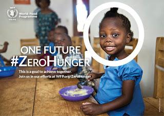 Dzieci w Afryce głodują 1