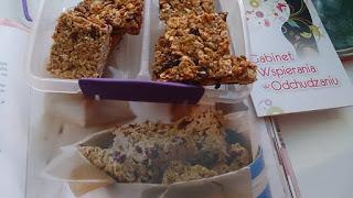 Śniadaniowe ciasteczka owsiane 1