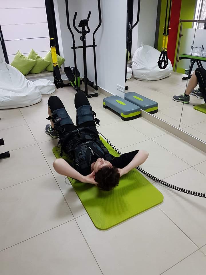 Trening EMS z Anią Ambroziak 4