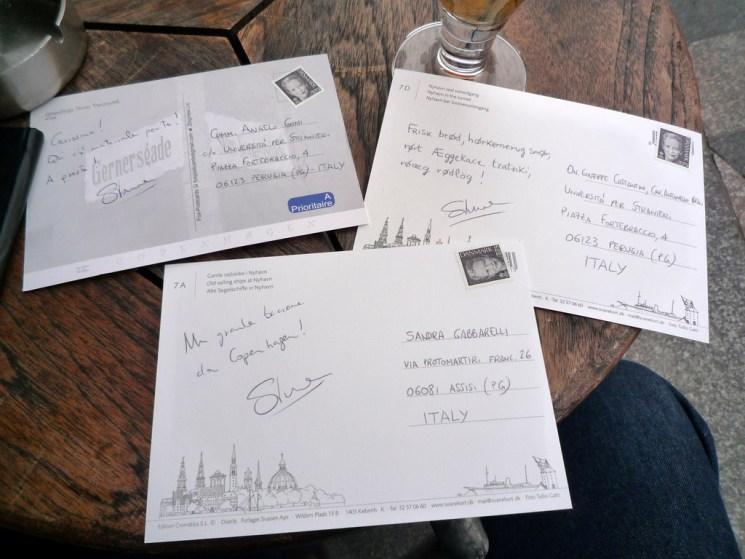 Co napisać na kartce pocztowej? 2