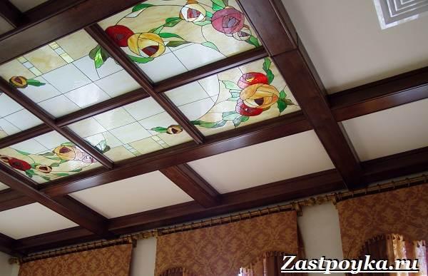 Кессонный-потолок-Описание-особенности-виды-и-монтаж-кессонного-потолка-16